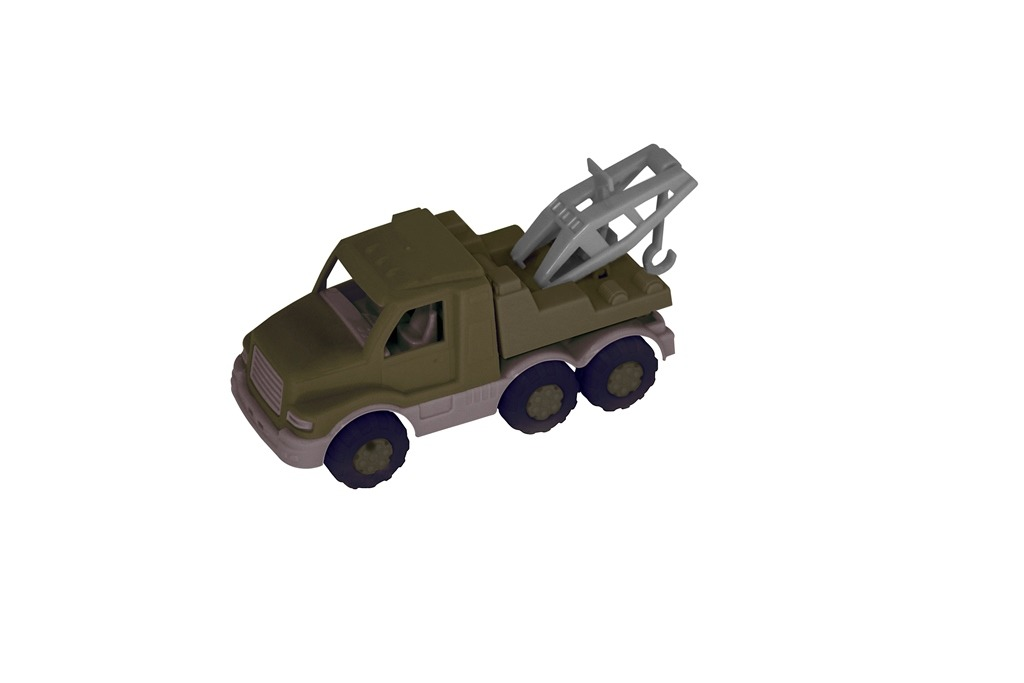 Nákladní auto vyprošťovací s korbou