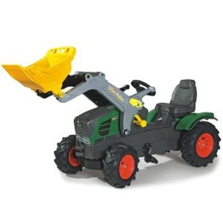 Velký šlapací Traktor Rolly Fendt Vario farma Trac