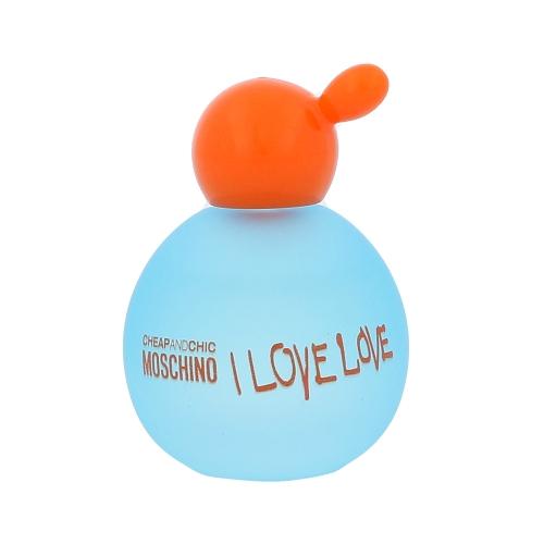 Toaletní voda Moschino I Love Love 4,9ml