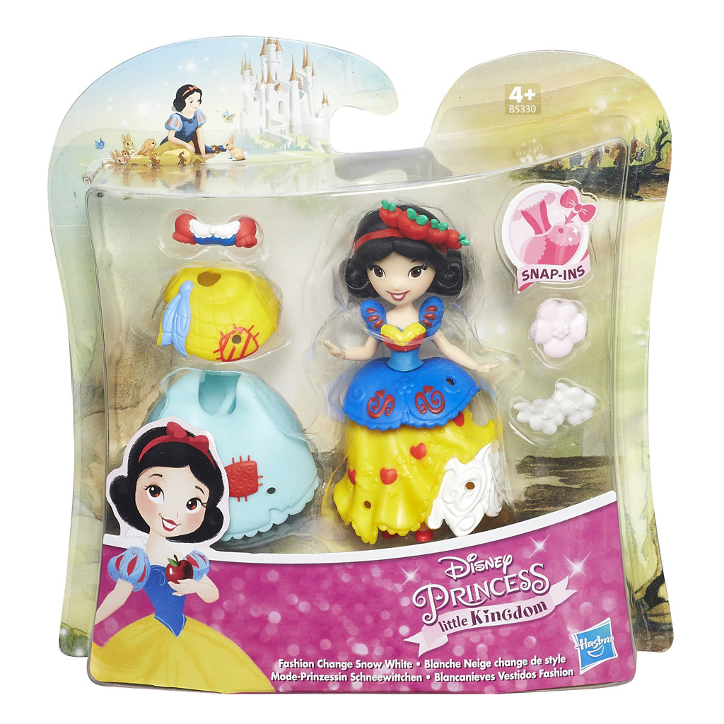 Disney Princess mini panenka s doplňky