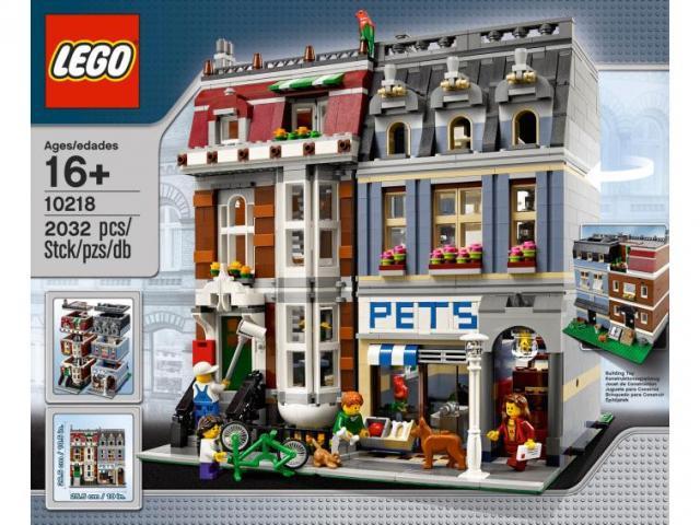 LEGO Zverimex
