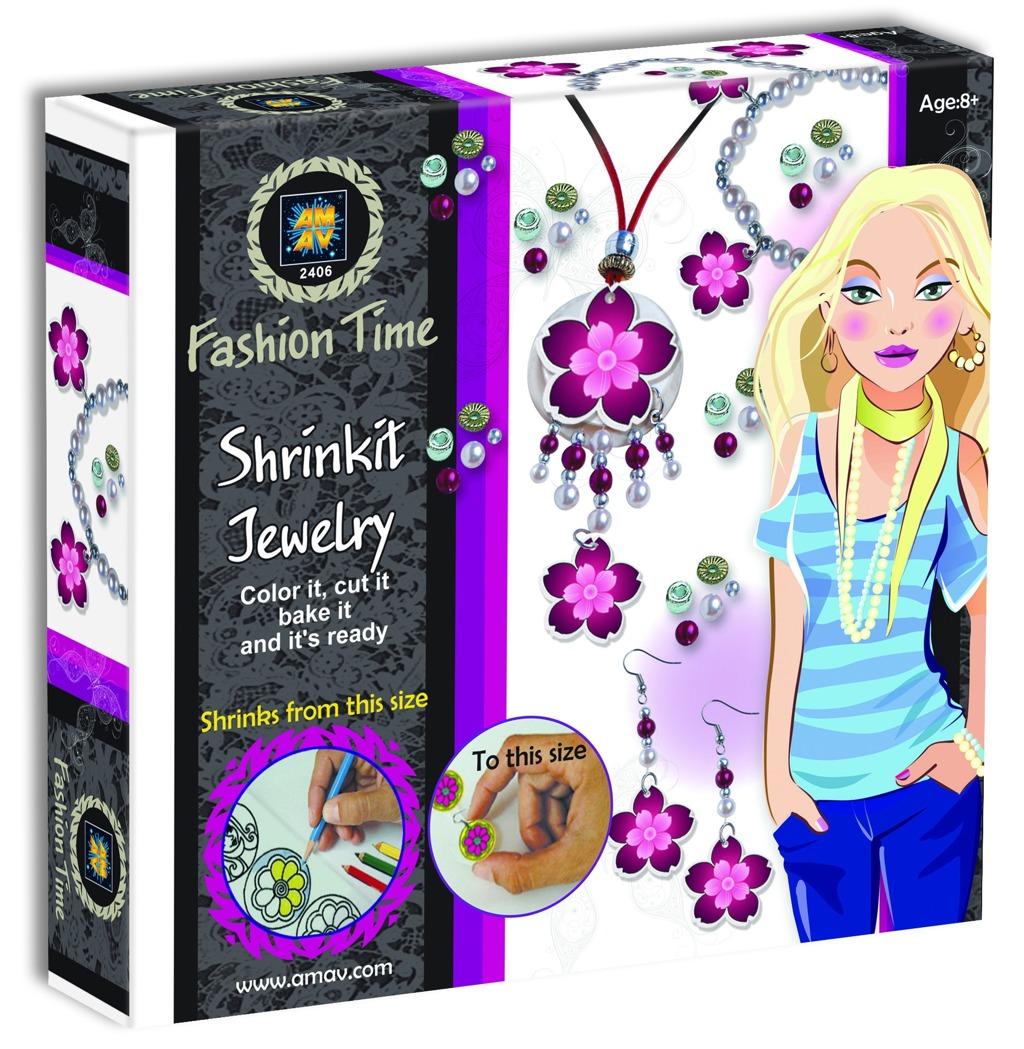 Fashion Time, výroba šperků