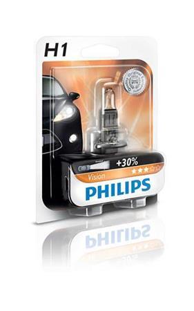 PHILIPS H1 Vision 1 ks blister