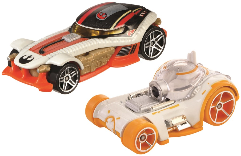 Hot Wheels Star Wars 2 ks angličák
