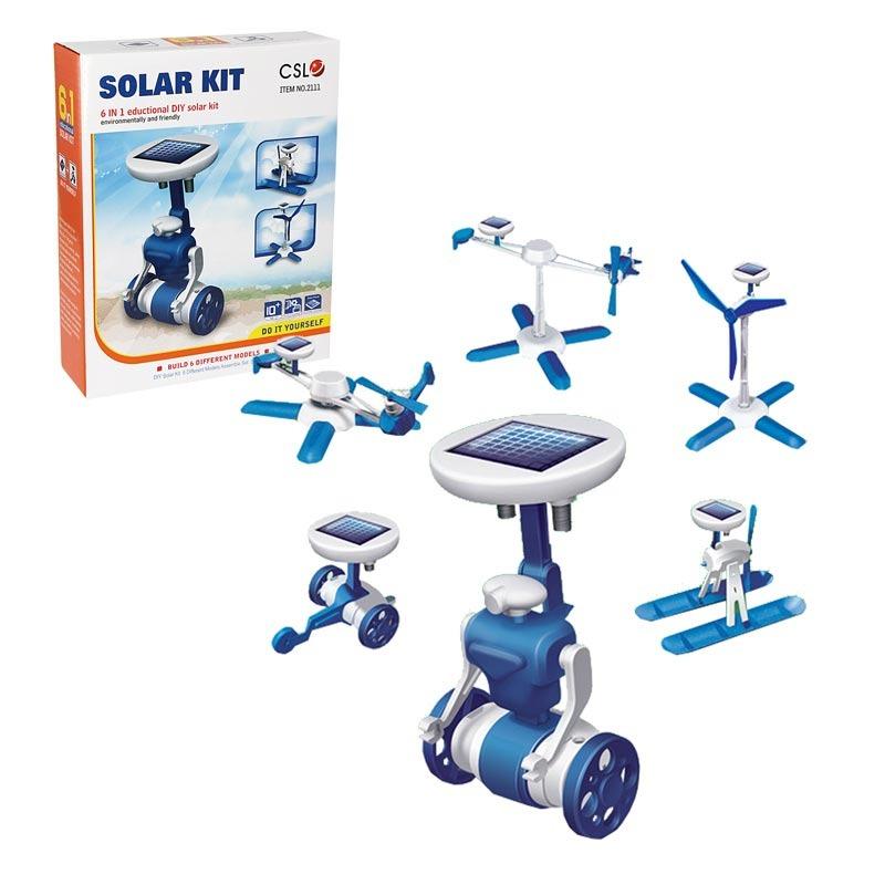 Solární set 6 v 1