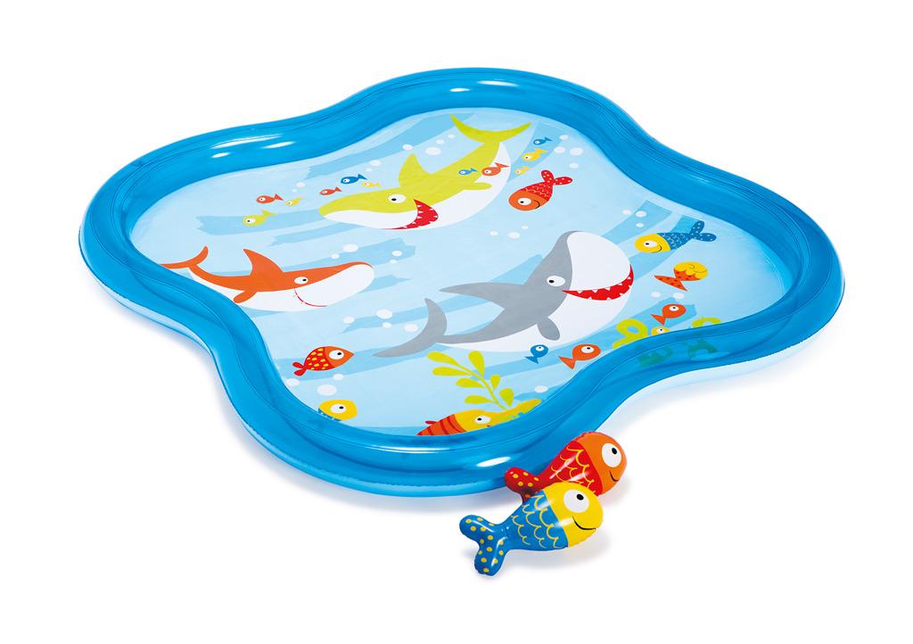 Dětský bazének mělký 140x140x11cm
