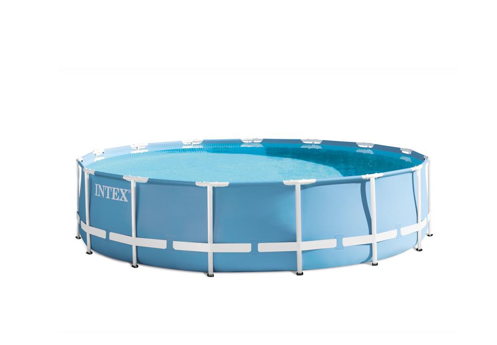 Sada bazén kruhový s rámem PRISM FRAME