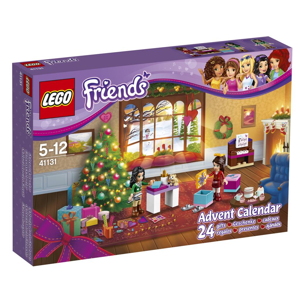 LEGO Friends Adventní kalendář