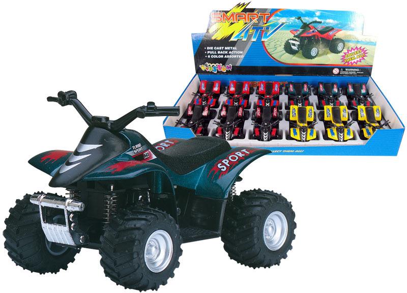 Čtyřkolka-Smart ATV