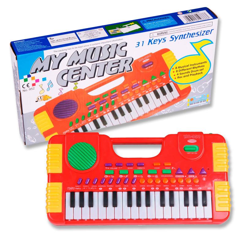 Elektronické klávesy 31 kláves