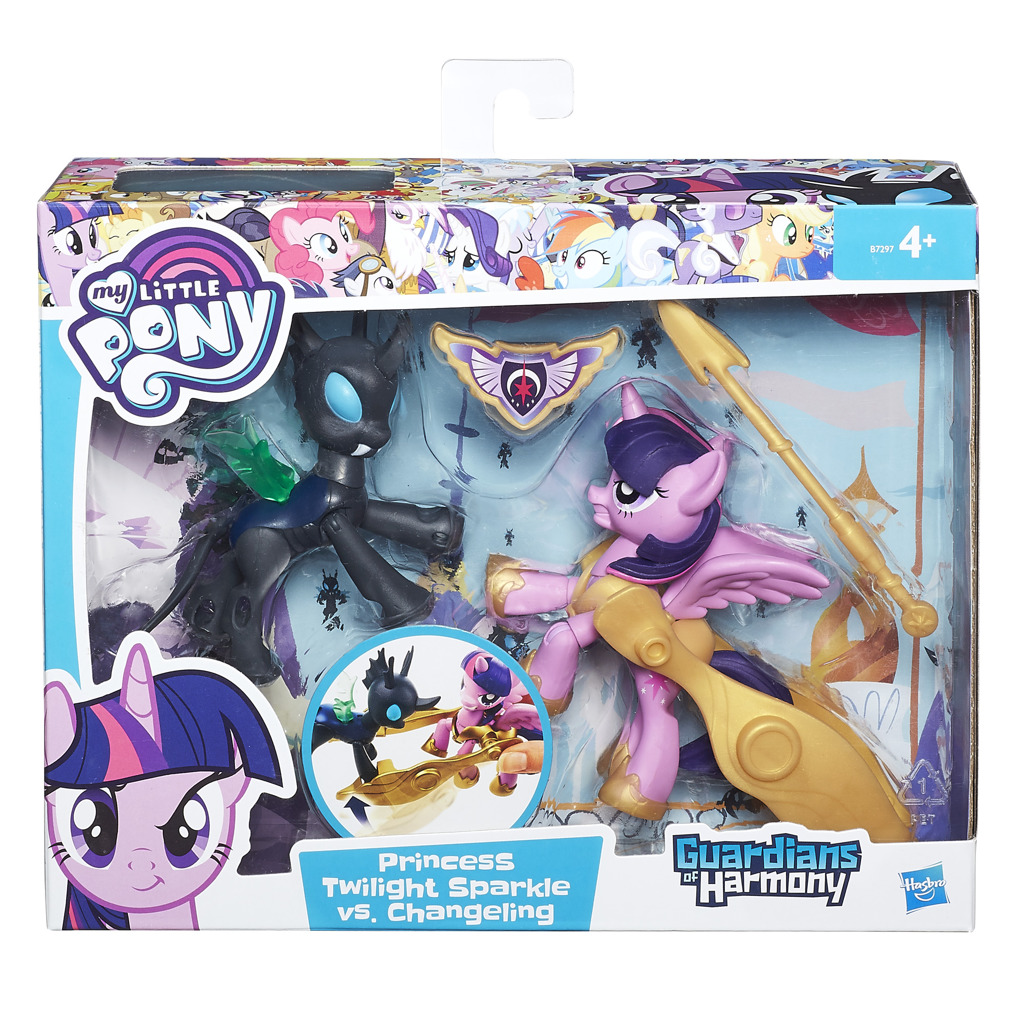 My Little Pony Guardians of harmony 2 poníci