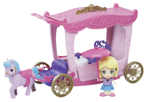 VTech Flipsies Grace' Princess Garden and Carriage