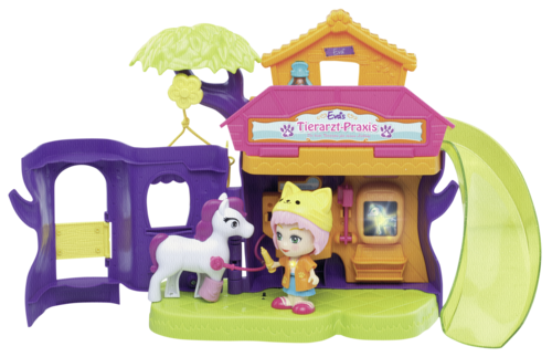 VTech Flipsies Eva`s Tree House & Vet Centre