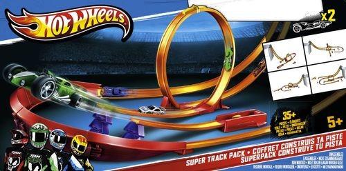 Hot Wheels track builder super dráha