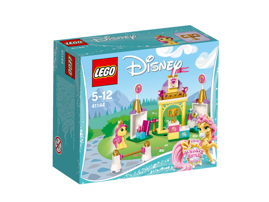 LEGO Disney Podkůvka v královských stájích
