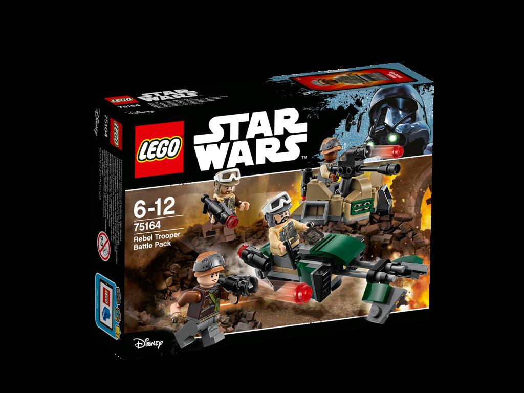 LEGO Star Wars Bitevní balíček vojáků Povstalců