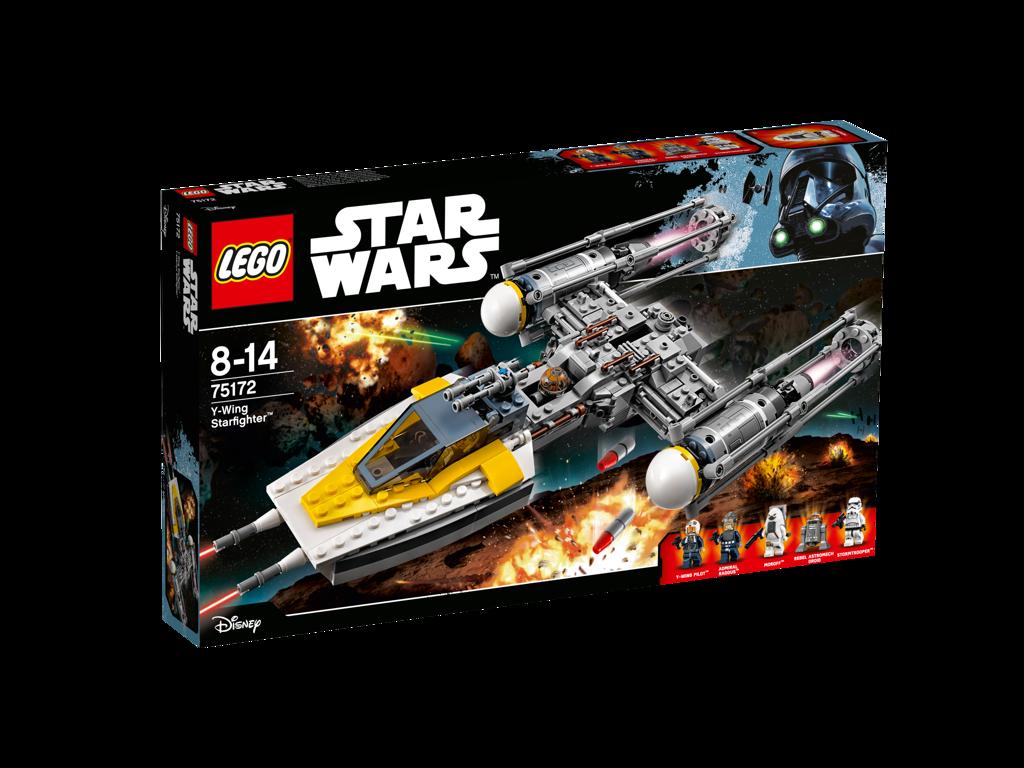LEGO Star Wars Stíhačka Y-Wing