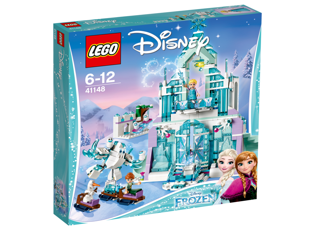 LEGO Disney Princess 41148 Elsa`s Magical Ice Palace
