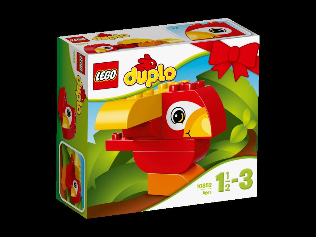 LEGO DUPLO Můj první papoušek