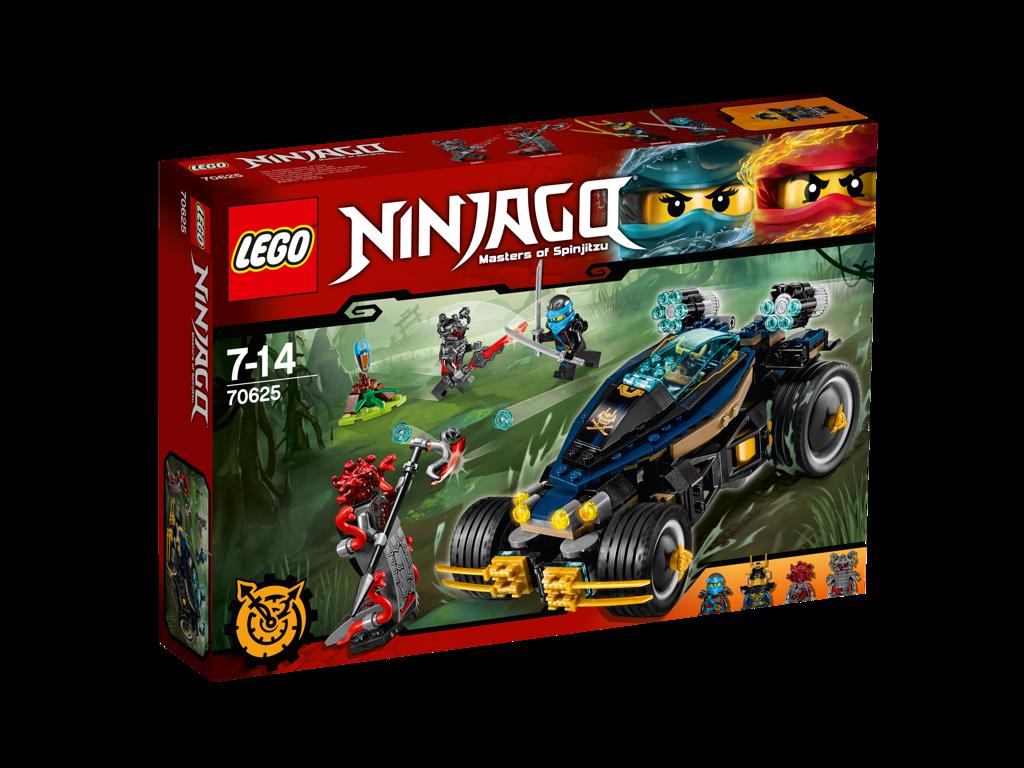 LEGO Ninjago Samuraj VXL