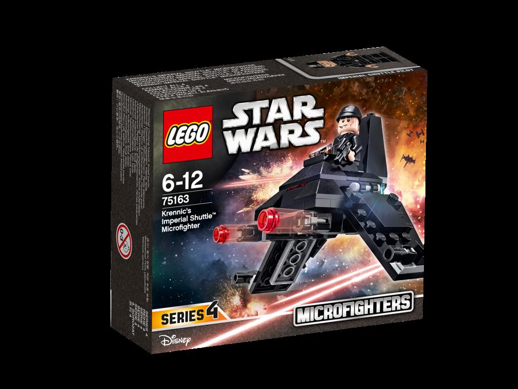 LEGO Star Wars Mikrostíhačka Krennicova kosmická loď Impéria