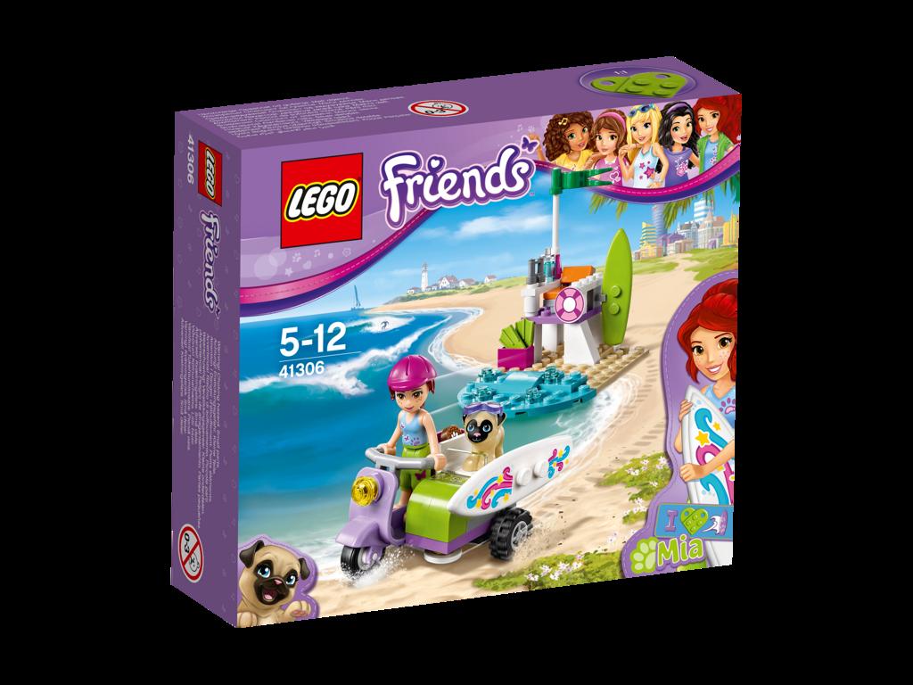 LEGO Friends Mia a plážový skútr