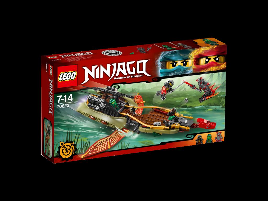 LEGO NINJAGO 70623 Ninjago Destiny's Shadow