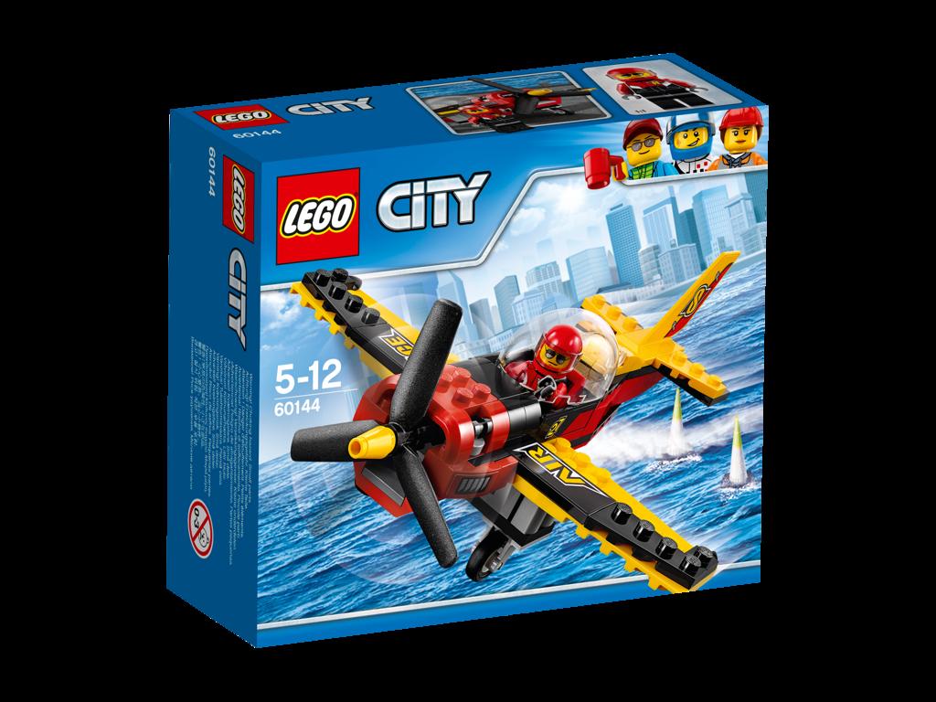 Lego City Závodní letadlo