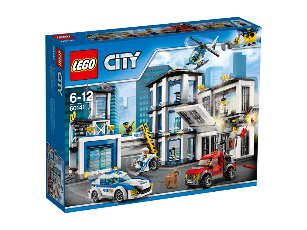 LEGO City 60141 Police Station