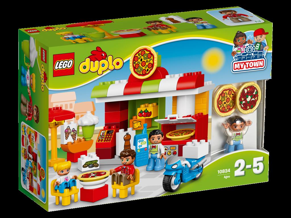 LEGO DUPLO 10834 My Town Pizzeria