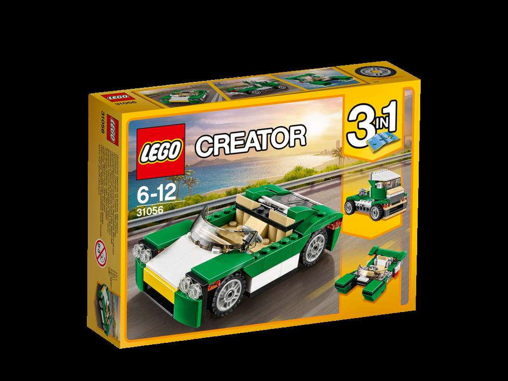 Lego Creator Zelený rekreační vůz
