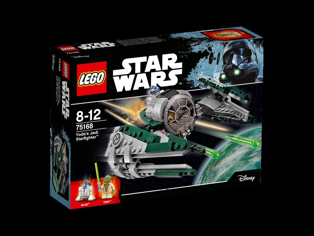 LEGO Star Wars Yodova jediská stíhačka