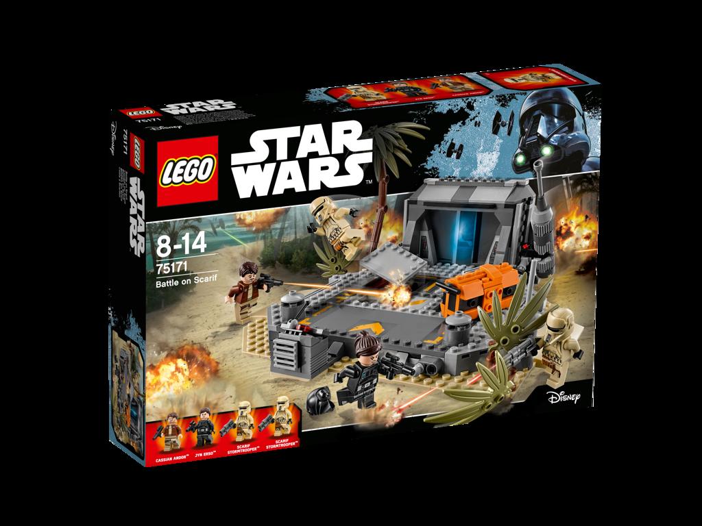 LEGO Star Wars Bitva na planetě Scarif