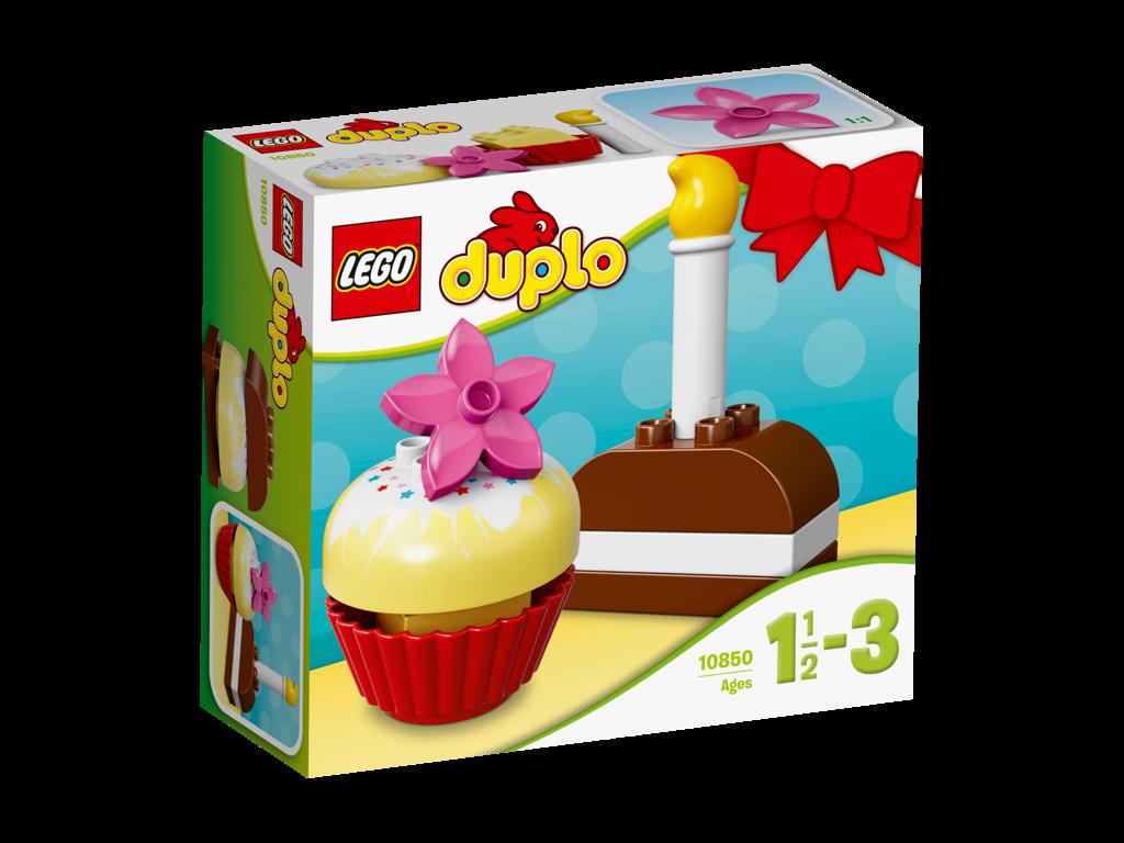 LEGO DUPLO Můj první dort