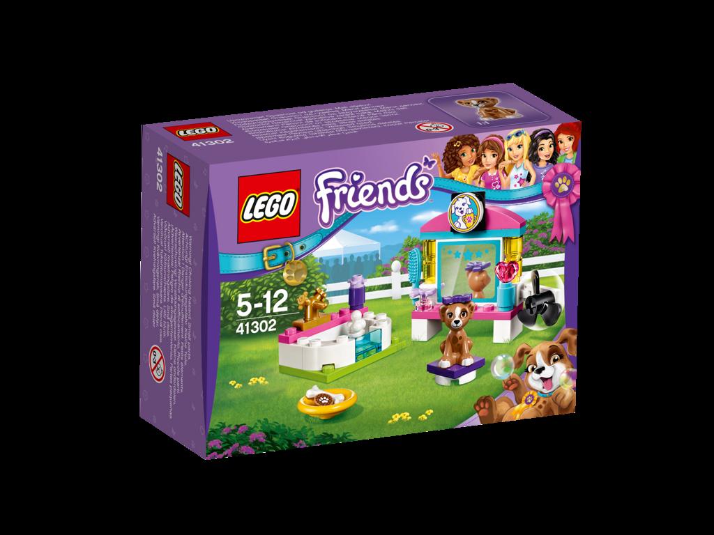 LEGO Friends Péče o štěňátka