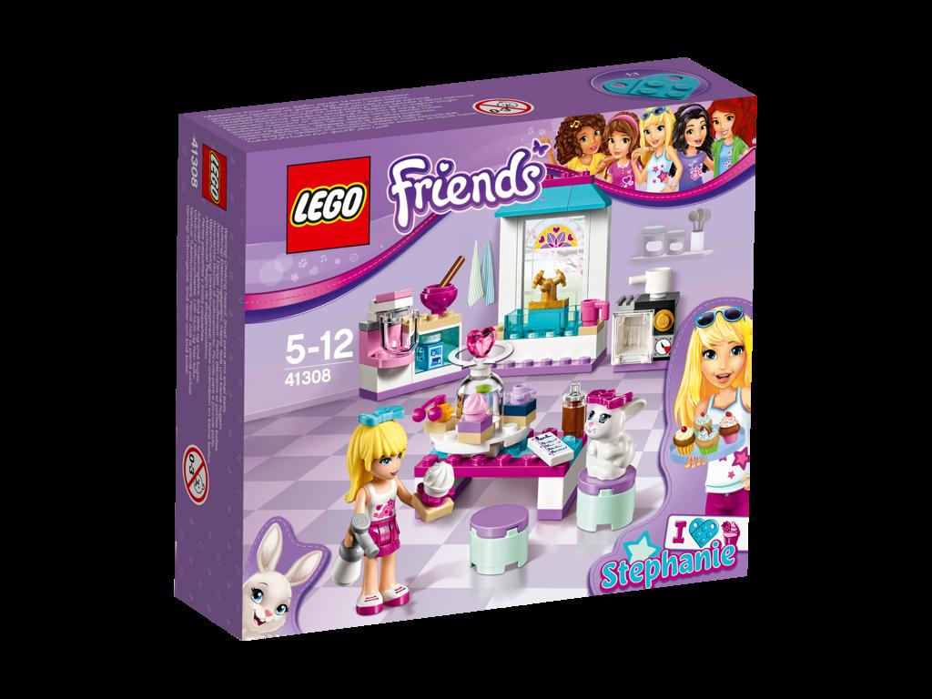 LEGO Friends Stephanie a její cukrárna