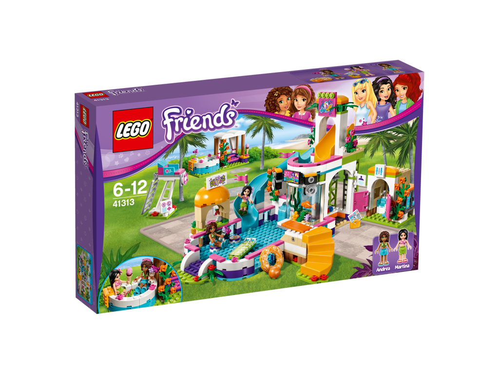 LEGO Friends 41313 Heartlake Summer Pool