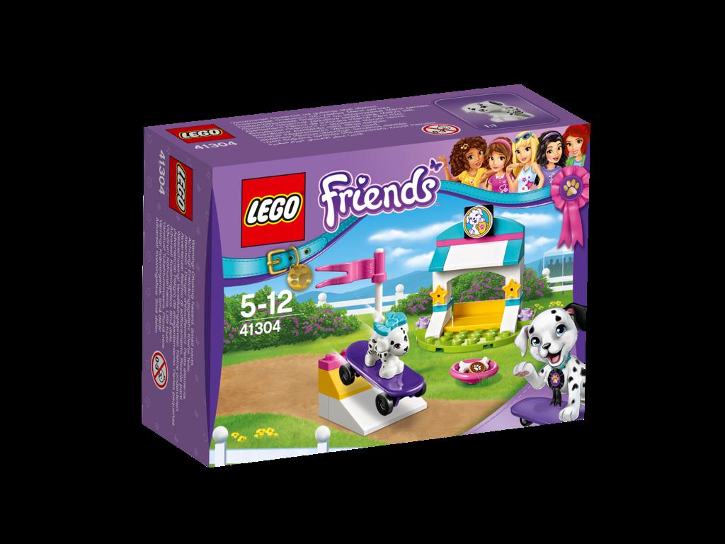 LEGO Friends Pochoutky pro štěňátka
