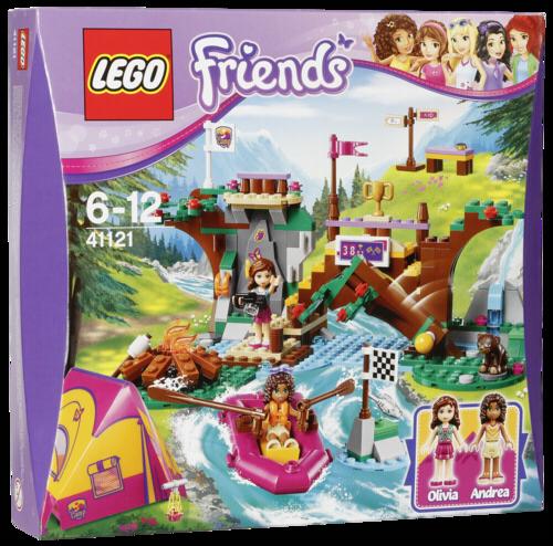 LEGO Friends 41121 Adventure Camp Rafting