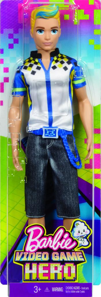 Barbie ve světě her Ken