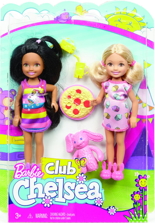 Barbie Chelsea dvojitý set
