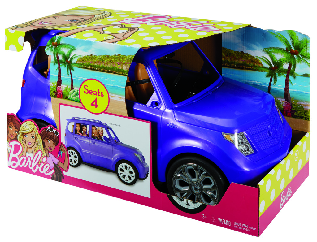 Barbie SUV