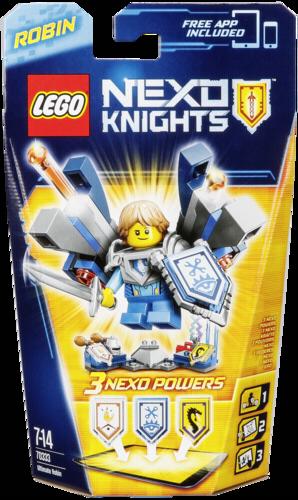 Lego Nexo Knights 70333 Ultimater Robin