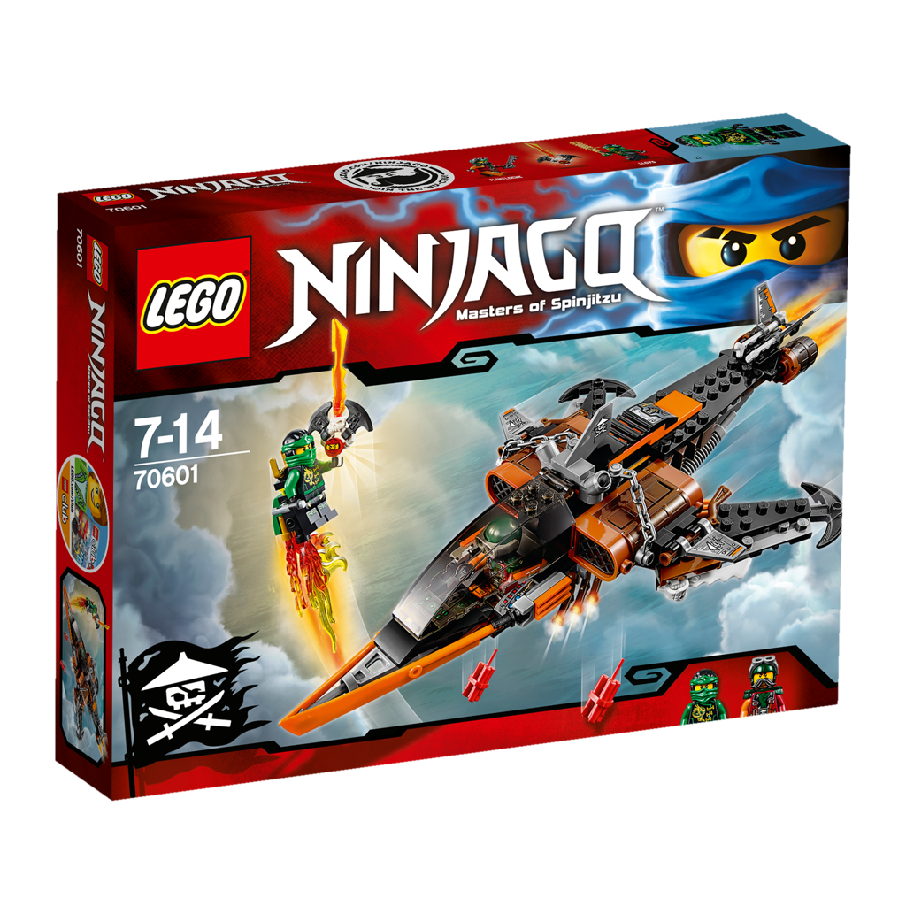 LEGO NINJAGO 70601 Sky Shark