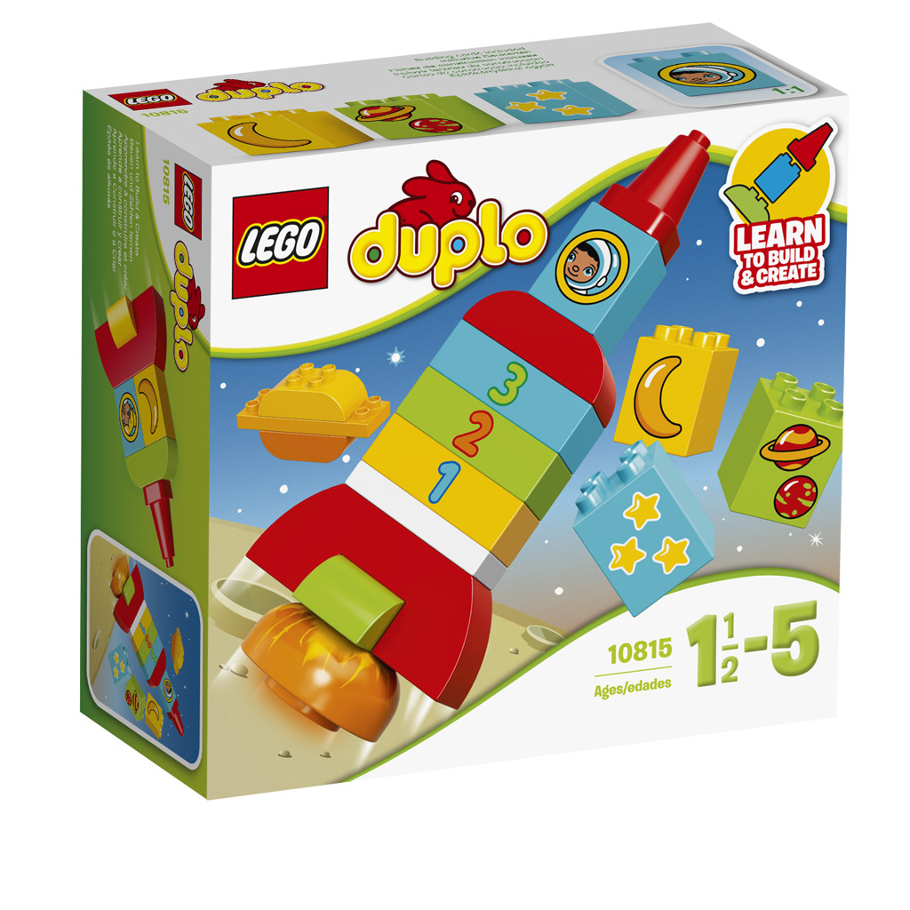 LEGO DUPLO Moje první raketa