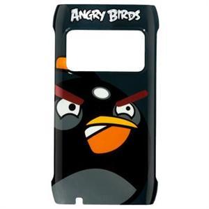 Nokia pouzdro CC-5000 Angry Birds pro N8, černá