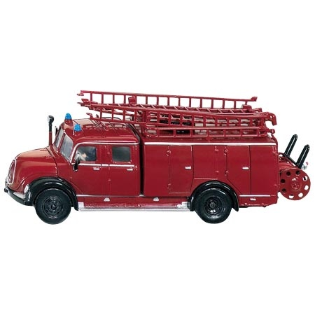 Hasičské auto Siku 4115 Magirus