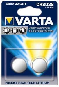 Baterie Varta CR 2032 3V 2ks