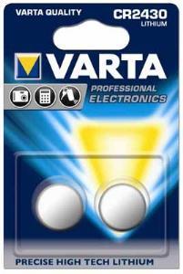 Baterie Varta CR 2430 3V 2ks