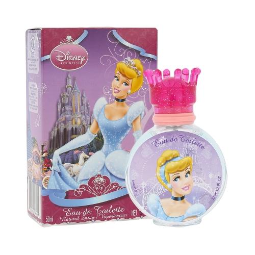 Toaletní voda Disney Princess Cinderella 50ml